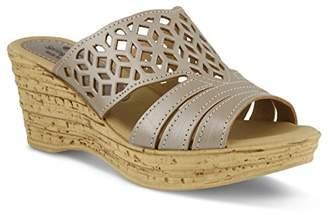 Spring Step Women's Vino Wedge Sandal