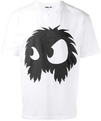 McQ monster motif T-shirt