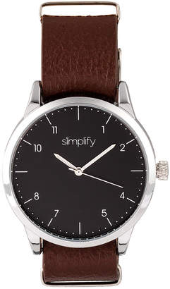 Simplify Unisex The 5600 Watch