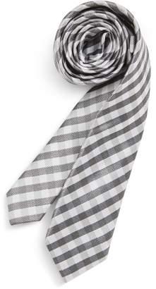 Nordstrom Grover Check Silk Tie