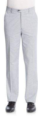 Tommy Hilfiger Thin Striped Cotton Trousers