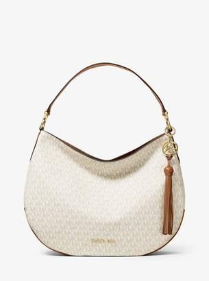 MICHAEL Michael Kors Brooke Large Logo Shoulder Bag