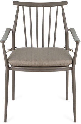 Pair of Darrow Arm Chairs, Taupe