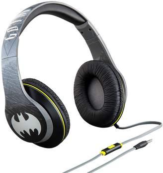 Justice Ihome DC Comics Batman Headphones by iHome