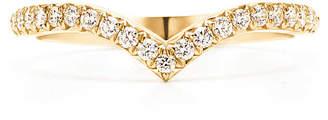 Tiffany & Co. Soleste V ring
