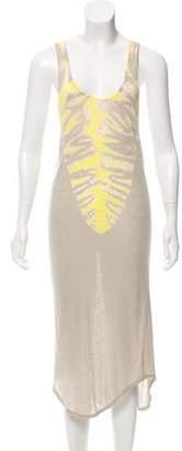 Raquel Allegra Sleeveless Racerback Dress