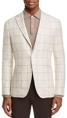Eidos Textured Window Slim Fit Sport Coat - 100% Exclusive $1,350 thestylecure.com