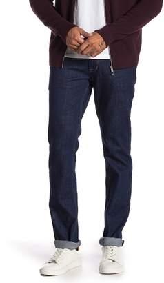 Hudson Jeans Blake Zip Fly Straight Leg Jeans
