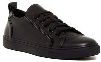 Hip And Bone Leather Fly Stepper Sneaker