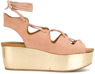 See by Chloe Liana wedge sandals