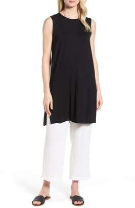 Eileen Fisher Long Jersey Tunic