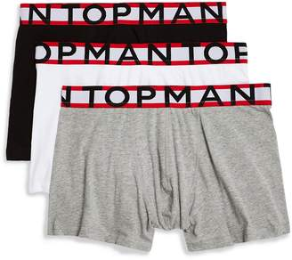 Topman 3-Pack Boxer Brief