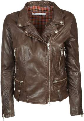 Bully Zipped Biker Jacket