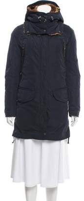 Parajumpers Hooded Down Coat