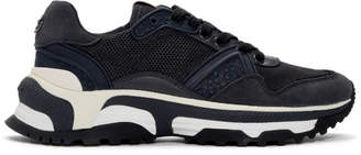 Coach 1941 Navy Monochrome C143 Runner Sneakers