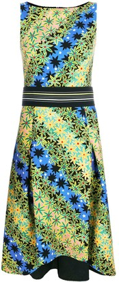 Peter Pilotto floral print dress