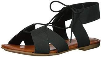 MIA Women's Bonnie Gladiator Sandal
