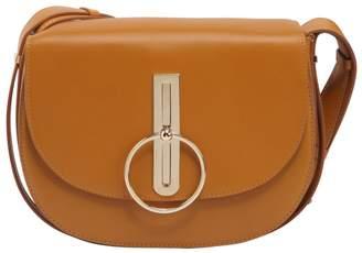 Nina Ricci Large Compas Leather Shoulder Bag
