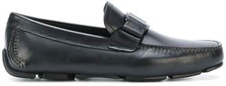 Salvatore Ferragamo buckle boat shoes