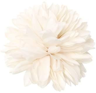 Gucci Silk & Cotton Flower Pin