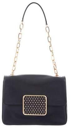 Sonia Rykiel Leather Chain Bag