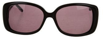 Jimmy Choo Jimmy Choo Malinda Oversize Sunglasses