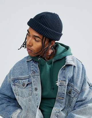 Dickies Claudville short beanie in navy