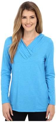 Royal Robbins Essential Tencel Women's Long Sleeve Pullover