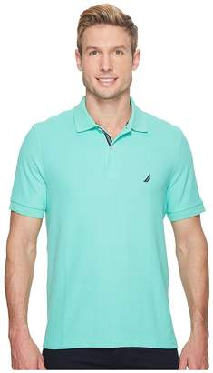 Nautica The Deck Polo Shirt Men's Short Sleeve Knit