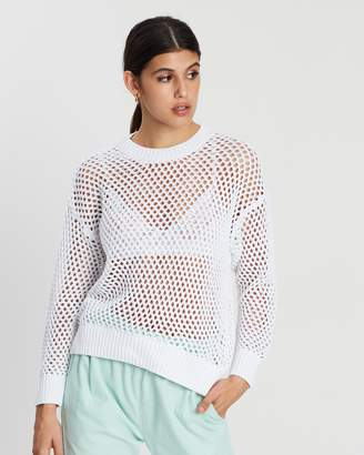 NA-KD Cotton Knit Jumper