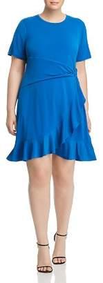 MICHAEL Michael Kors Twist-Waist Dress