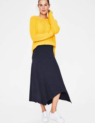 Boden Evelyn Jersey Skirt