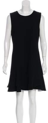 Barbara Bui Sleeveless A-Line Dress