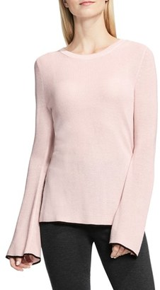 Women's Vince Camuto Bell Sleeve Sweater $89 thestylecure.com