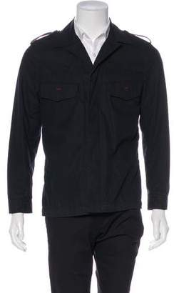 Paul Smith Woven Lightweight Jacket