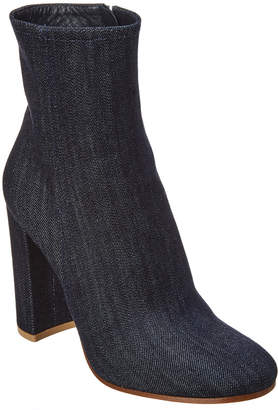 Gianvito Rossi Rolling High Denim Boot