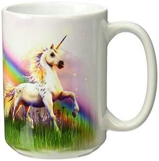 The Mountain Men's Unicorn Castle Ceramic Mug