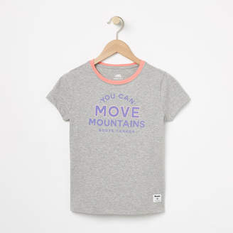 Roots Girls Get Outside T-shirt