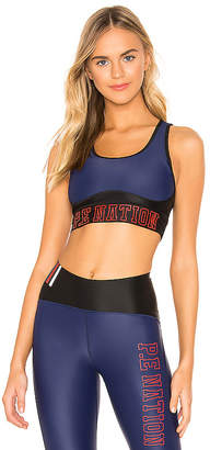 P.E Nation Discus Sports Bra
