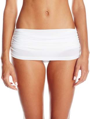 Norma Kamali Women's Low Rise Bill Bikini Bottom