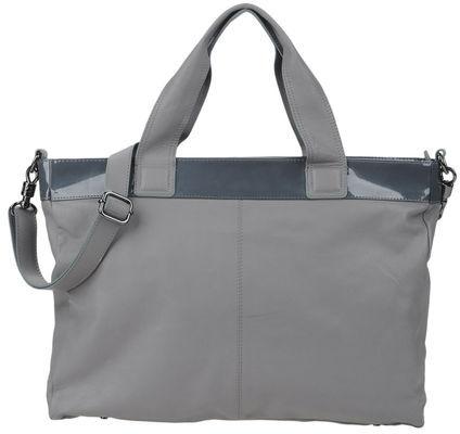 C'N'C' COSTUME NATIONAL Large leather bag