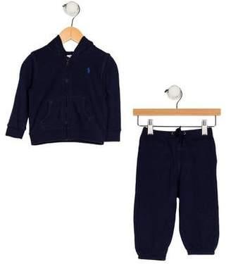 Ralph Lauren Boys' Knit Two-Piece Set