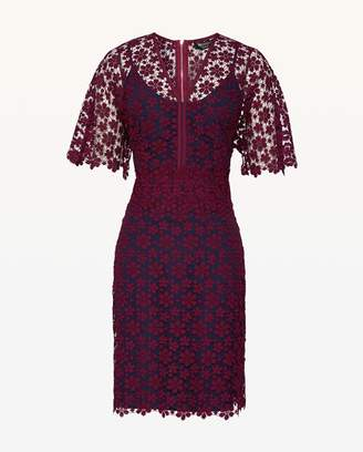 Juicy Couture Lydia Guipure Lace Dress