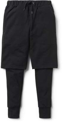 Crazy 8 Crazy8 Layered Jogger Shorts