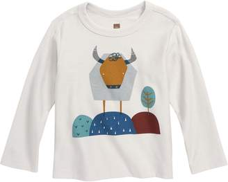 Tea Collection Buffalo Graphic T-Shirt