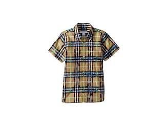 Burberry Clarkey Short Sleeve ACIEM Top (Little Kids/Big Kids)