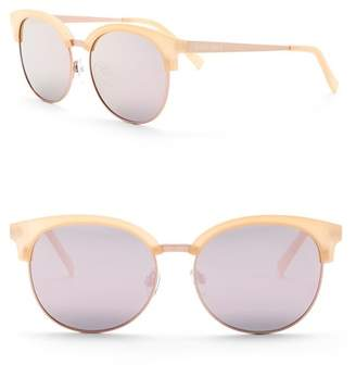 Cole Haan 55mm Clubmaster Sunglasses