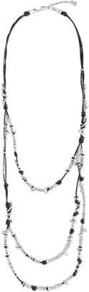 Uno de 50 Be A Climb Multi Strand Necklace