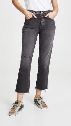 Amo Loverboy Relaxed Straight Jeans