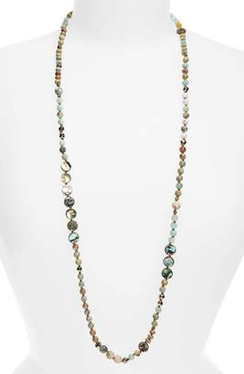 Chan Luu Semiprecious Stone Necklace